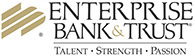 Enterprise Bank & Trust - logo