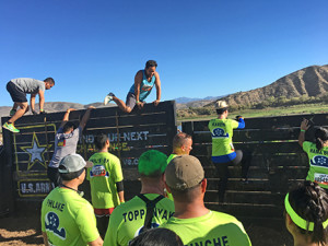 Leo Carrillo - AHC - Tough Mudder Obstacle Course