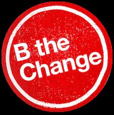 B Corp - B the Change - logo