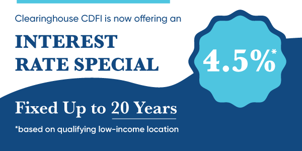 2021 Limited Time Interest Rate Special - 4.5% Fixed Up to 20 Years!